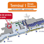Centre de service terminal 1