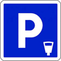 Parking public payant