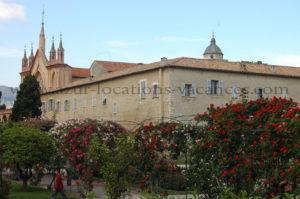 Monastère de Cimiez, le cloitre