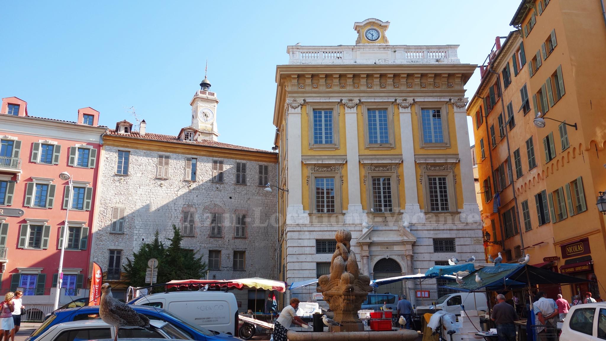 Place St François