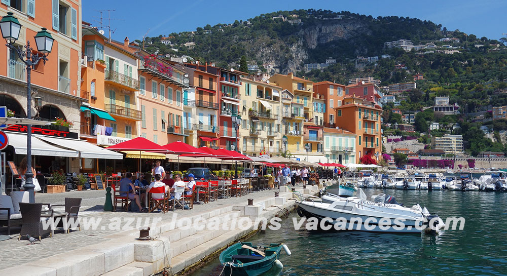 Circuit côte d'Azur : photo personnel du lac de Graveirette