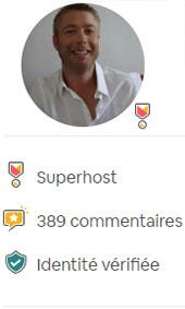 Yann Lefebvre sur Airbnb