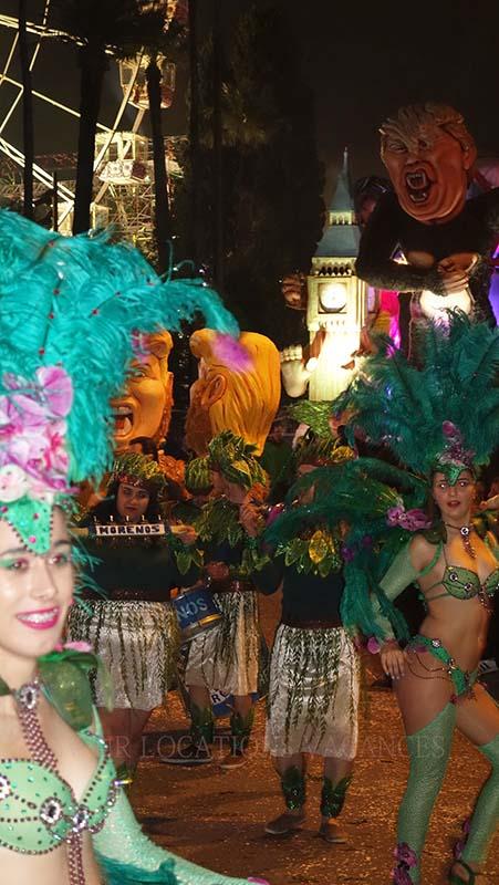 Carnaval Nice 2018