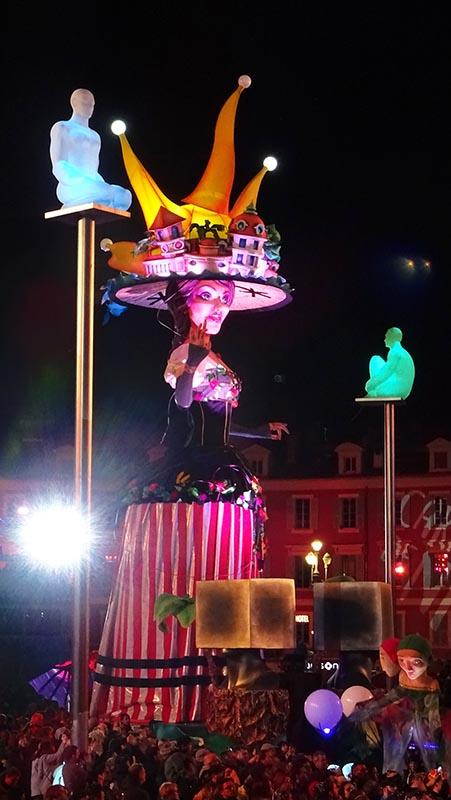 Carnaval Nice 2020