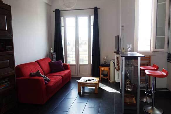 Hébergement Nice : meublé de tourisme
