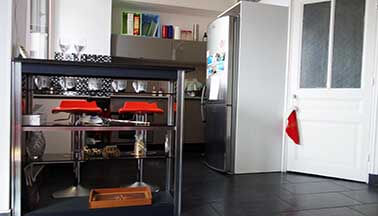 Appartement : bar