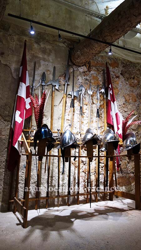 Fort Alban : exposition permanente