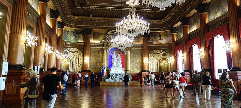 Palais préfecture Nice