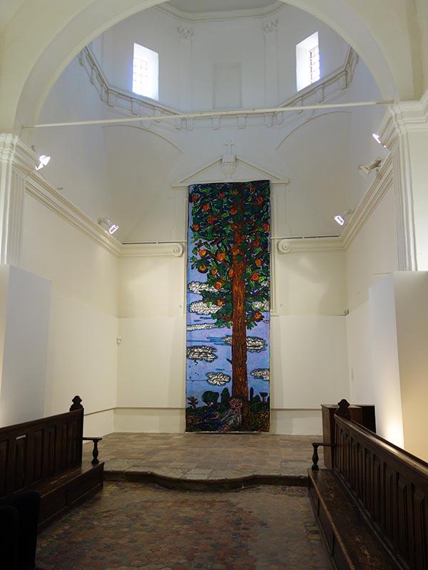 Chapelle des pénitents blancs (expositions temporaire)